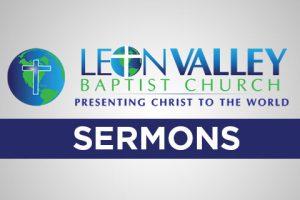 LVBC Sermons